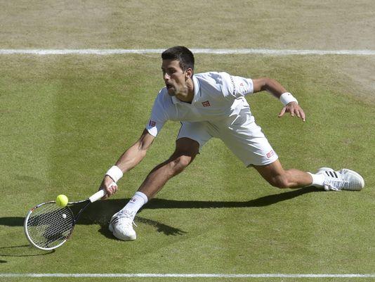 tennis groundstroke variation