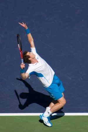 Trophy Position: The Key To A Successful Tennis Serve