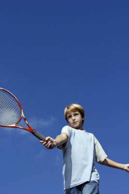Should Your Child Learn Tennis?