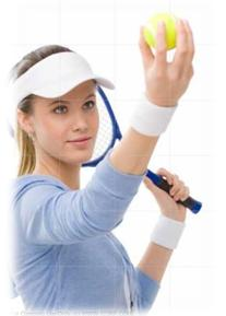 Learn tennis