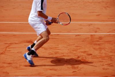 tennis split step