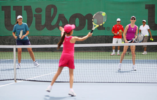 Tennis For Beginners >> Effective Tips For Tennis Beginners