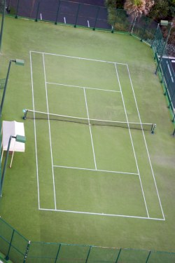 Tennis Terminology - Tennis court