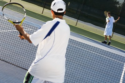 Tennis Volley: 4 Great Tips to Win More Points At The Net