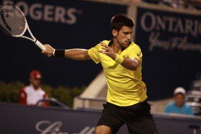 Tennis Matches - Diokovic