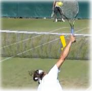 Learn pronation for your tennis serve