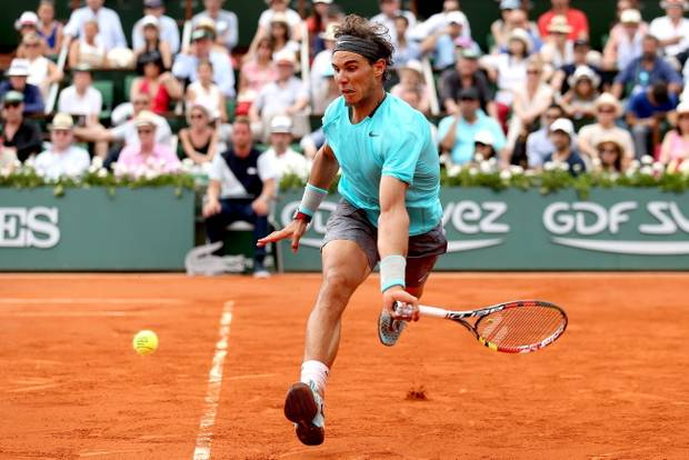 nadal lethal forehand