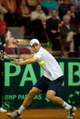 andy roddick open stance forehand
