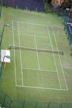 Tennis Terminology - Tennis court