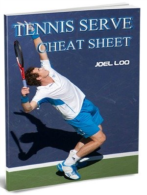 how to improve tennis serve